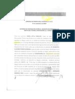 Acuerdo de Cooperación entre el Municipio de Roncesvalles y Epsa SA