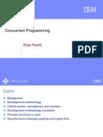 Concurrent Programing