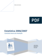 CIA Estatística 2006-2007