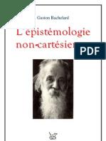 6543973 Gaston Bachelard Lepistemologie Noncartesienne