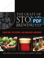An Excerpt from The Craft of Stone Brewing Co. by Greg Koch, Steve Wagner, and Randy Clemens