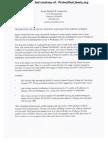 Obama SSN Fraud Report