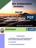PlaneaciA_n_DidA_ctica_en_la_EducaciA_n_TecnolA_gica