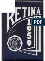 STHS 1959 Retina Yearbook