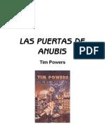 Powers, Tim - La Puertas de Anubis