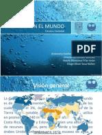 El Agua en Ell Mundo