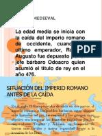 El Estado Medieval