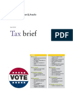 April 2010 Tax Brief