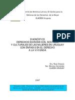 URUGUAY Desc y Vivienda 2007