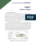 Entorno Geologico de La Cuenca Oriental