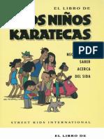 el libro de los niños karatecas