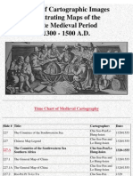 (Ancient Maps) Maps of the Late Medieval Period 1300 - 1500