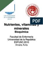 2 Nutricion-Vitaminas-minerales Clase 2