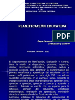 Taller Planificación Defensa Integral