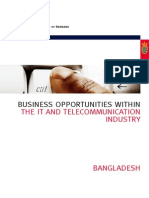 Bangladesh It and Telecommunication Industry