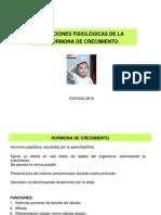7- Sistema Endócrino, Hormona de Crecimiento