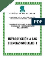 Introduccion a Sociales 1