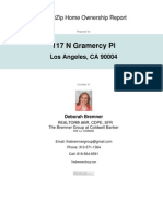 117 N Gramercy Pl Los Angeles SmartZip Home Ownership Report 9-22-2011