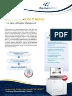 Application Flyer Annexin v Assay HP