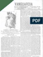 Carta Encíclica Leon XIII