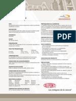 HojaTecnicaDupont25P-epoxico2en1
