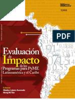 Evaluacion de Impacto Pyme