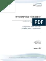 Wind Technology Final Report