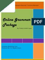 Grammar Project Yolany Lagosii