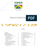 Manual Identidade VisualCasaBrasil