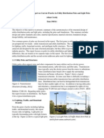 Structural Utility Distribution Light Poles Whitepaper Acrosby