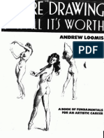 Andrew Loomis - Figure Draw for All It's Worth