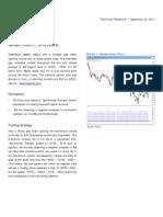 Technical Report 23rd September 2011