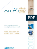 Global Health Atlas 2010