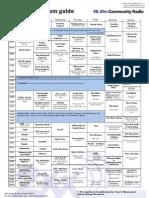 Program Guide TEST19