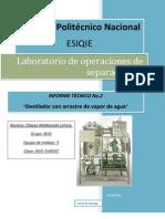 practica 2 destilacionFINAL