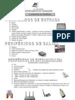 CLASIFICACIÓN DE PERIFÉRICOS