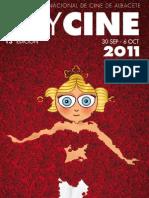 Programación Abycine  2011