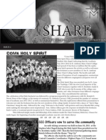 Claret Seminary Share Newsletter Final