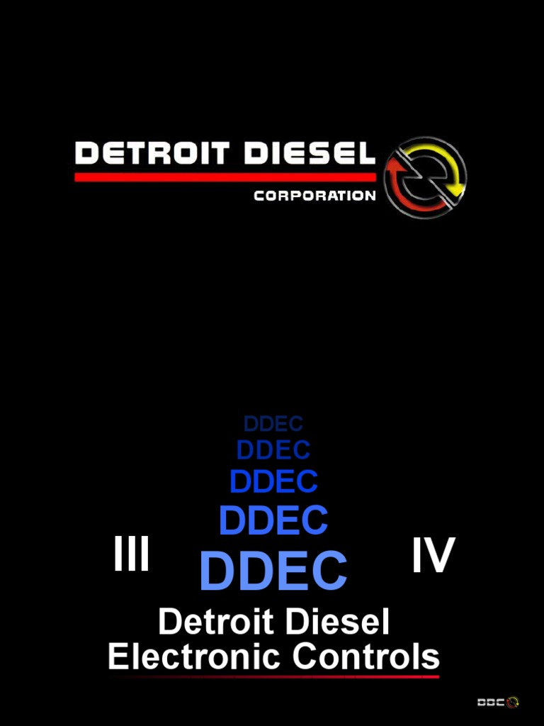 Ddec Master 2000 Current4 6 Fuel Economy In Automobiles V Schematic Injection
