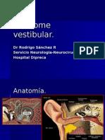 Síndrome Vestibular