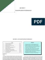 Nuclear Weapons Technology - (Unkn Govt. Pub