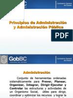Principios de Administracion 2008