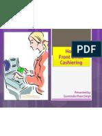 Front Office Cash