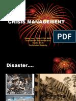 NSTP Disaster Management Lec