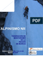 Cuaderno Alpinismo Nii Fmrm