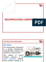 Reciprocating Compressor - Part 1