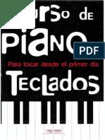 Curso de Piano y Teclados - Introducción