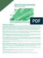 Dlsu d Application Form2007