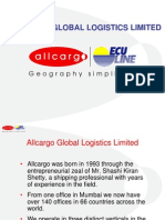 Allcargo Global Logistics