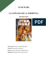 Alan Dean Foster - Star Wars - La Llegada de La Tormenta